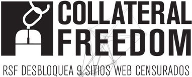 Logo collateralfreedom